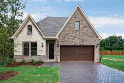 Keller Single Family Home For Sale: 816 Brookstone Court