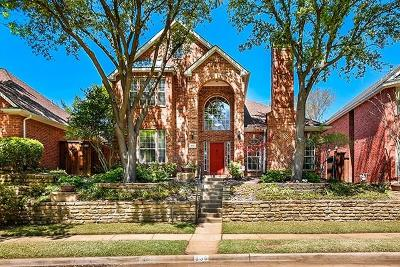 Coppell Single Family Home For Sale: 830 Cheshire Drive