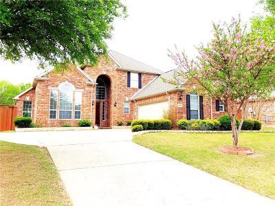Richardson Single Family Home For Sale: 4112 Ryan Lane