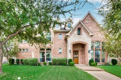 Desoto Single Family Home For Sale: 1528 Rusticwood Drive