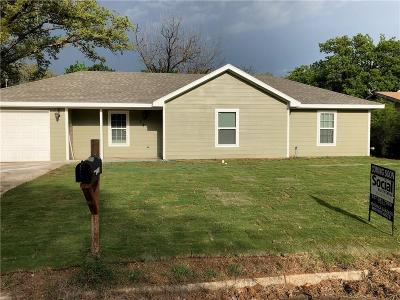 Kennedale Single Family Home Active Option Contract: 118 Briarwood Drive