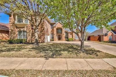 Hurst Single Family Home Active Option Contract: 106 Heneretta Drive