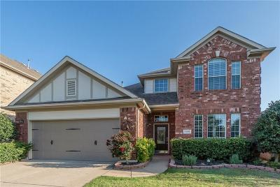 McKinney Single Family Home Active Option Contract: 5416 Binbranch Lane