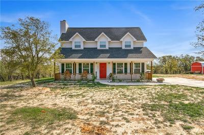 Springtown Single Family Home Active Option Contract: 192 Indian Springs Road