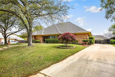 Colleyville Single Family Home Active Option Contract: 4003 Windview Drive