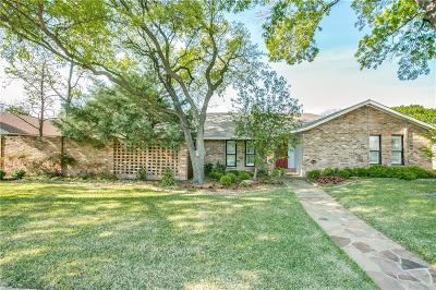 Single Family Home For Sale: 6739 Hillwood Lane