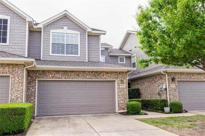 Plano Townhouse Active Option Contract: 9932 Dryden Lane