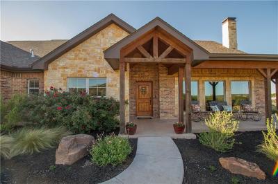 Abilene Single Family Home For Sale: 110 Cherokee Hills Lane