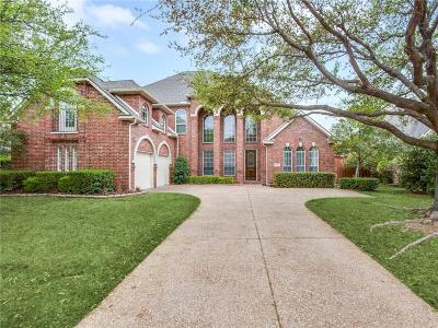 Coppell Single Family Home Active Kick Out: 421 Beacon Hill Drive