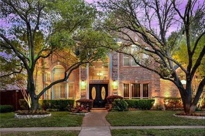 Plano Single Family Home For Sale: 5932 Stone Meadow Drive
