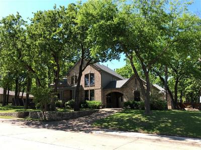 Crowley Single Family Home For Sale: 800 Buffalo Court