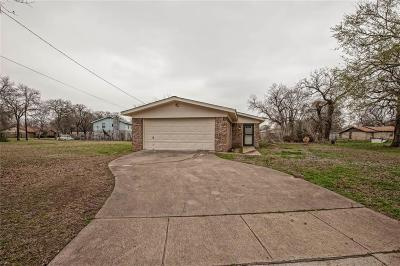 Waco Single Family Home For Sale: 1605 Seley Street