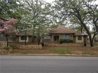 Mansfield Single Family Home Active Option Contract: 2302 Randy Court