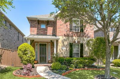 Allen Single Family Home For Sale: 854 Llano Drive