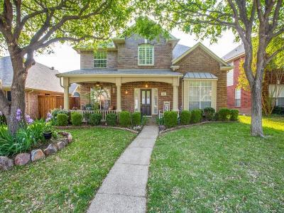 Allen Single Family Home Active Option Contract: 309 Parkhurst Lane