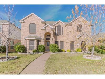 Allen  Residential Lease For Lease: 1313 Winecup Court