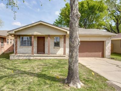 Princeton Single Family Home Active Option Contract: 304 E Hazelwood Street
