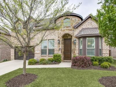 Denton Single Family Home For Sale: 4008 Thistle Hill