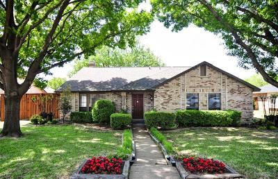 Plano Single Family Home For Sale: 1312 Mullins Drive N