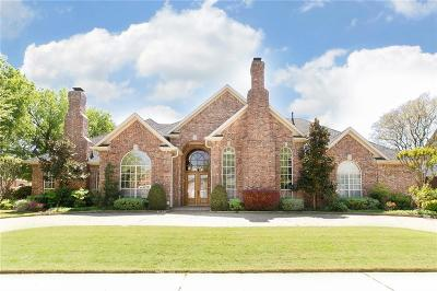 Plano Single Family Home For Sale: 4604 Saxon Drive