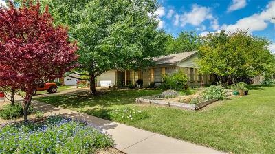 Richardson Single Family Home Active Option Contract: 604 Cambridge Drive