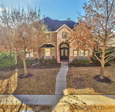 Frisco Single Family Home Active Contingent: 3227 White Spruce Drive
