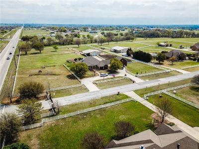 Dallas, Fort Worth Farm & Ranch For Sale: 10348 Creek Hollow Lane