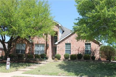 Mckinney Single Family Home Active Option Contract: 2808 Meadowside Drive