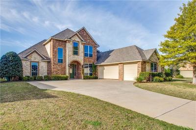 Benbrook, Fort Worth, White Settlement Single Family Home For Sale: 874 Thomas Crossing Drive
