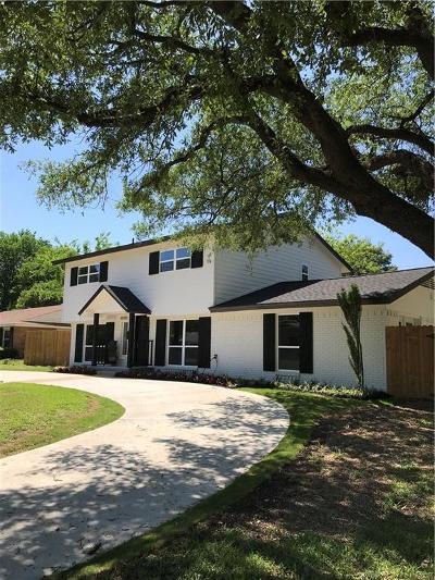 Dallas Single Family Home For Sale: 10935 Wyatt Street