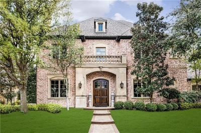 Frisco Single Family Home For Sale: 9 Armstrong Drive