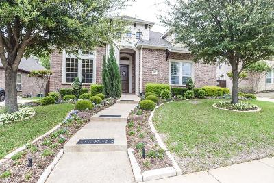 Coppell Single Family Home Active Contingent: 156 Amberwood Drive