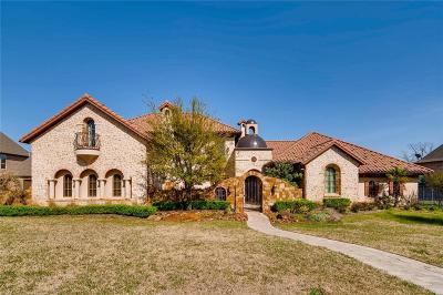 Keller Single Family Home For Sale: 1629 Wicklow Lane