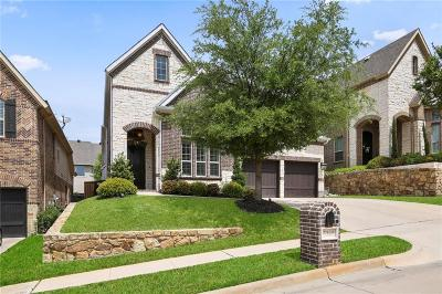 Fort Worth Single Family Home For Sale: 7309 Brightwater Road