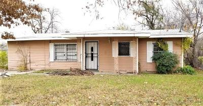 Fort Worth Single Family Home For Sale: 3901 Castleman Street