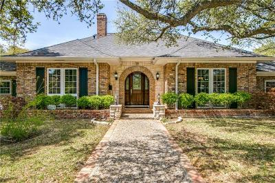 Richardson Single Family Home For Sale: 98 W Shore Place