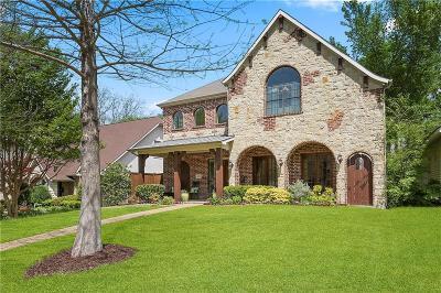Dallas Single Family Home For Sale: 6139 Palo Pinto Avenue