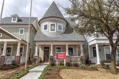 Coppell Single Family Home For Sale: 717 Hammond Street