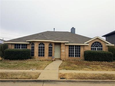 Mckinney  Residential Lease For Lease: 5620 Vineyard Lane