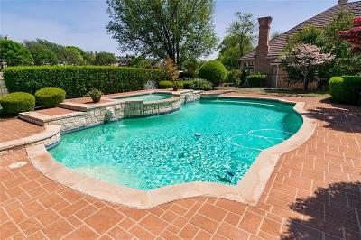 Frisco Single Family Home Active Option Contract: 4612 Pine Valley Drive