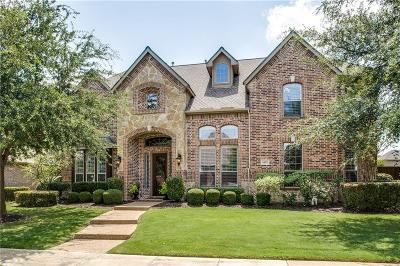 Allen TX Single Family Home For Sale: $639,999