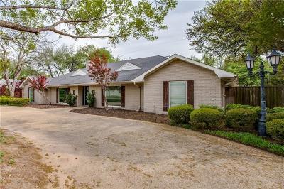 Dallas Single Family Home For Sale: 4526 College Park Drive