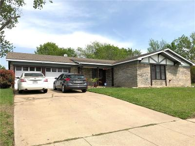 North Richland Hills Single Family Home For Sale: 7605 N Richland Boulevard