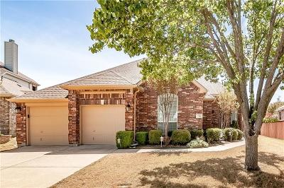 Mckinney Single Family Home Active Option Contract: 7301 Royal Glen Trail