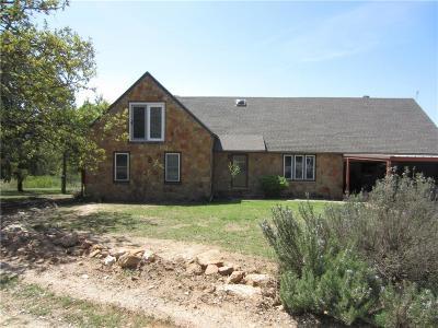 Wise County Single Family Home For Sale: 208 County Road 4372
