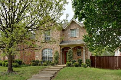Coppell Single Family Home Active Contingent: 571 Hawken Drive
