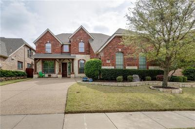 Euless Single Family Home Active Kick Out: 2506 Brown Bear Way