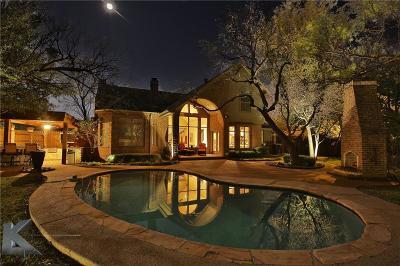 Abilene Single Family Home For Sale: 115 Riverside Park