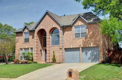 Grapevine Single Family Home For Sale: 1812 Branch Hollow Lane