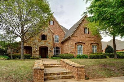 Colleyville Single Family Home For Sale: 524 Haverhill Lane
